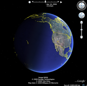 Descubren plantíos de mariguana con Google Earth