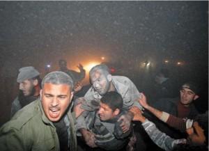 Israel hace un alto al fuego en la Franja de Gaza