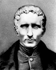 Bicentenario del nacimiento de Louis Braille creador del Sistema Braille