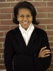 Michelle Obama Primera Dama afroamericana