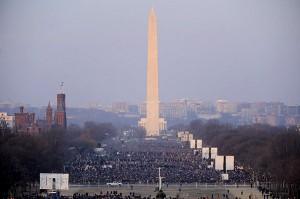 Fotogalería de la Toma de Posesión a la presidencia de BaracK Obama
