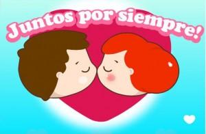 Miles de postales y tarjetas para el Día del Amor y la Amistad