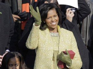 Michelle Obama vistió una creación de Isabel Toledo