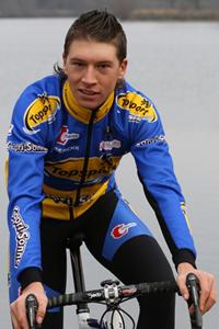 Murió el ciclista belga Frederiek Nolf