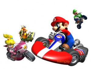 Mario Kart Wii el más vendido en el 2008