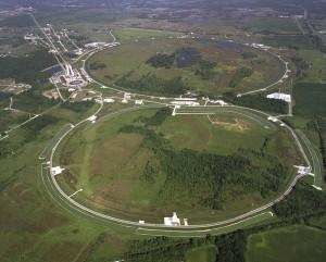 El Gran Colisionador de Hadrones tiene como rival al Tevatron