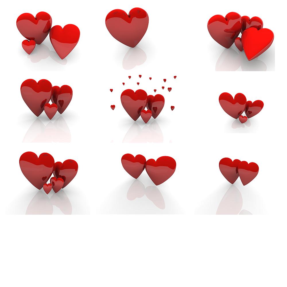 Wallpapers De Corazones Para El Día De San Valentín Agridulce