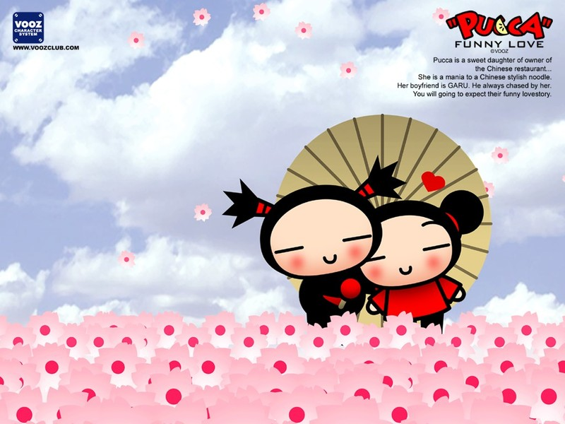 Wallpapers de Pucca