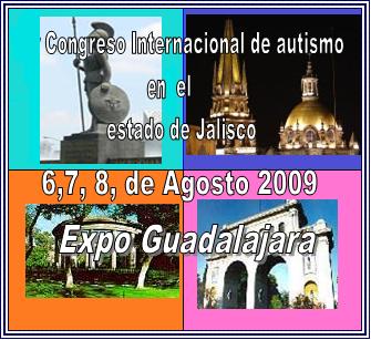 Congreso Internacional de Autismo del Estado de Jalisco Primera Edición