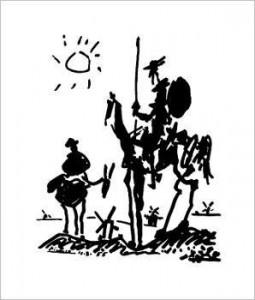 El Quijote de Cervantes remedio contra la depresión