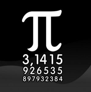 El símbolo Pi también festeja su día