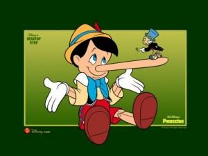 Recopilación de Wallpapers de Pinocho
