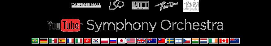 Completa la primera Orquesta Sinfónica de YouTube