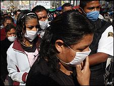 Influenza Porcina en México provoca muertes