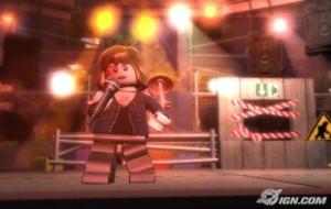 Lego Rock Band llegará a las consolas a finales del 2009