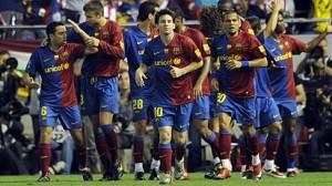 FC Barcelona gana la Copa del Rey 2009 / fútbol