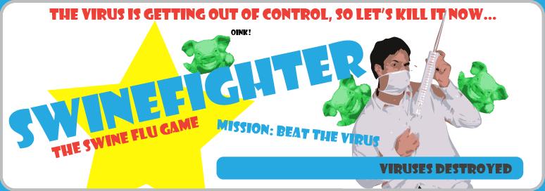 Swinefighter el juego de la Influenza Porcina o Humana