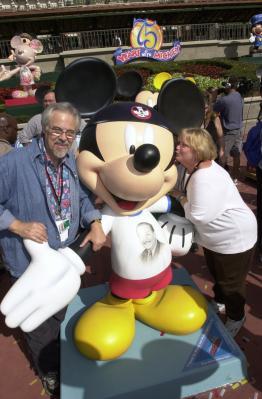 Mickey Mouse se quedó sin voz