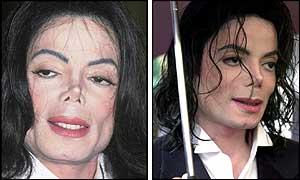 Los rostros de Michael Jackson a lo largo de su vida