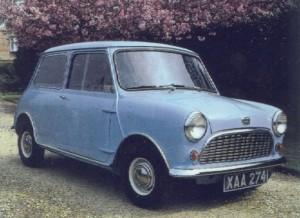 El auto Mini cumple 50 años y sigue tan actual como entonces