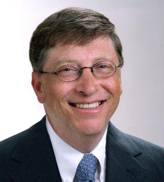 Bill Gates huye de Facebook por exceso de amigos