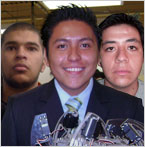 Estudiantes mexicanos ganan en RoboGames 2009