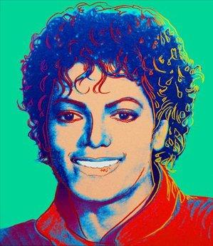 Un Andy Warhol de Michael Jackson podría alcanzar los 10 millones de dólares