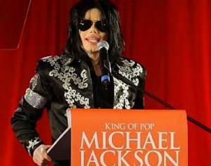 Tributo público a Michael Jackson en el Staples Center el 7 de julio