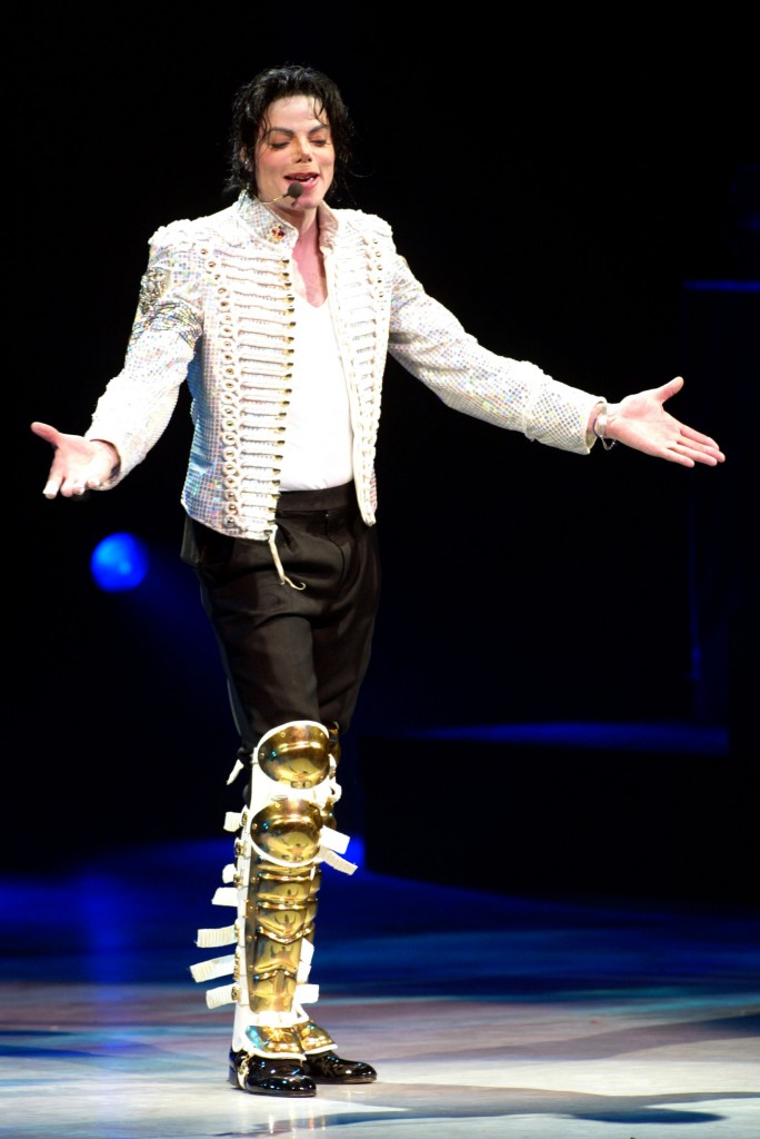 Videojuego de Michael Jackson para finales del 2009