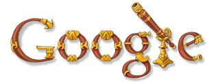 Google en el homenaje a Galileo Galilei