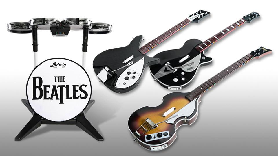 Conoce las 44 canciones de Rock Band: The Beatles