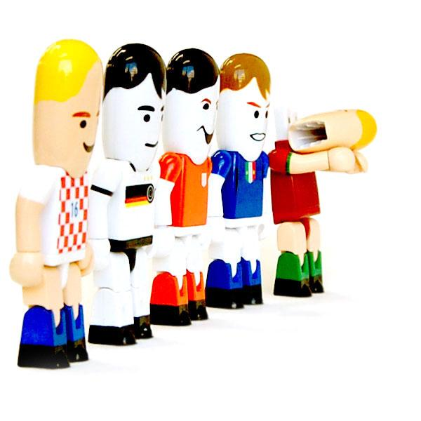 USB para apoyar a tu equipo de fútbol