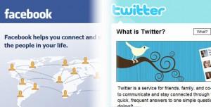 Se investigan problemas de acceso que sufrieron Twitter y Facebook