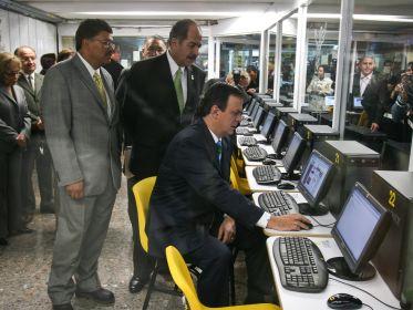 Internet de banda ancha gratis en el Metro