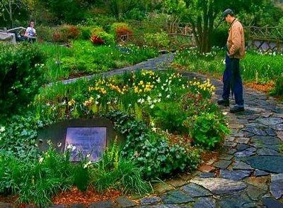 El hermoso jardín de Shakespeare
