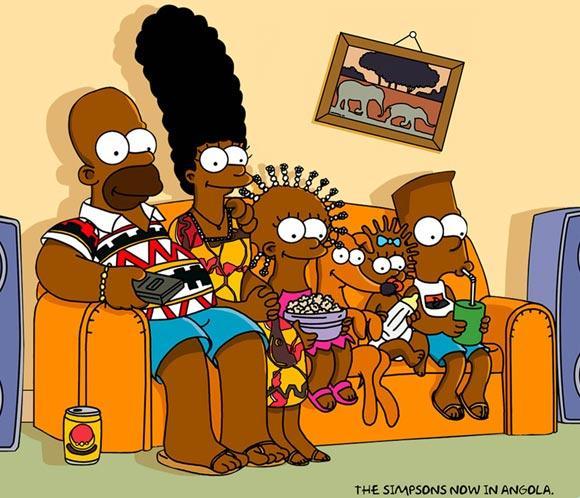 Los Simpsons cambian de apariencia