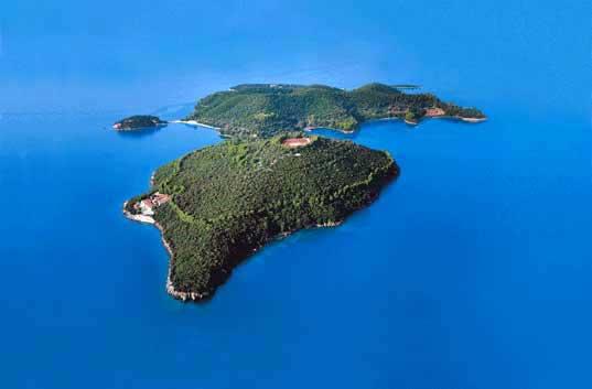 Athina Onassis no vende la isla Skorpios