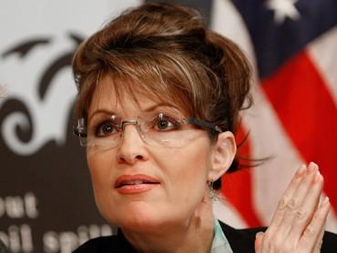 37 mil dólares por cenar con Sarah Palin