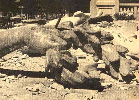 Historia del Ángel de la Independencia de México en imágenes