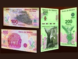 Nuevos billetes de 100 y 200 pesos en México llenos de historia