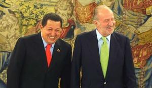 Chávez ve a Fidel en todas partes