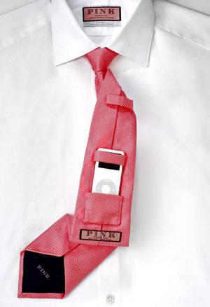 Commuter Tie corbata para iPod