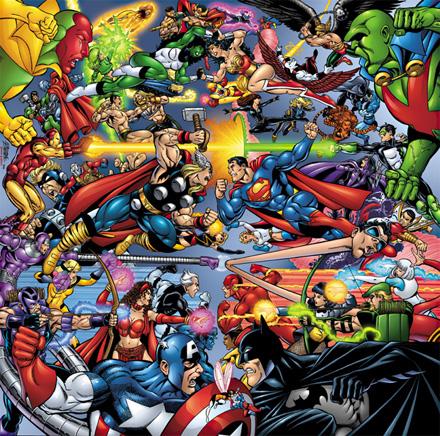 Muy interesante la compra de Marvel por parte de Disney