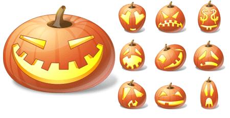 Imágenes de calabazas para Halloween