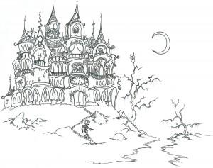 Recopilación de dibujos para colorear de Halloween