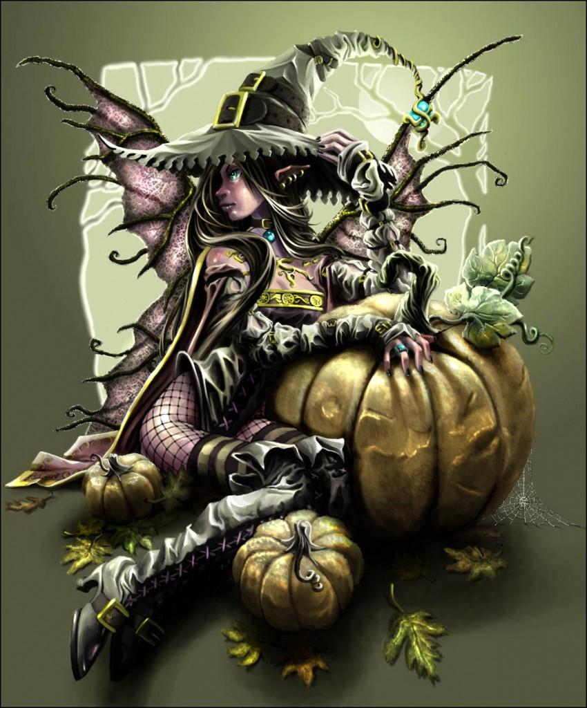 Recopilación de Wallpapers de Halloween
