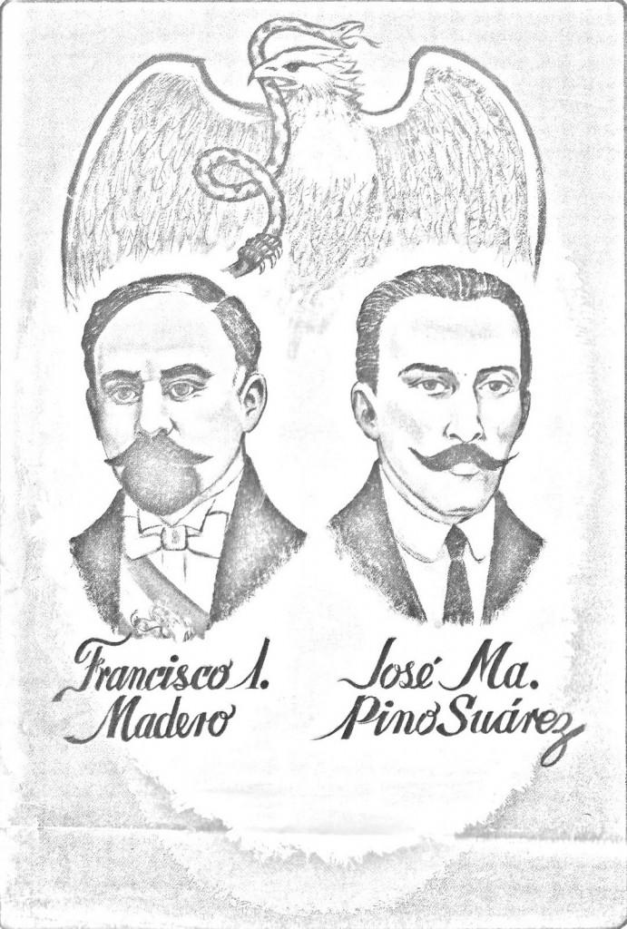 Recopilación de dibujos para colorear de la Revolución Mexicana