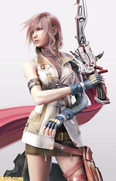 Final Fantasy XIII sale el 9 de marzo de 2010