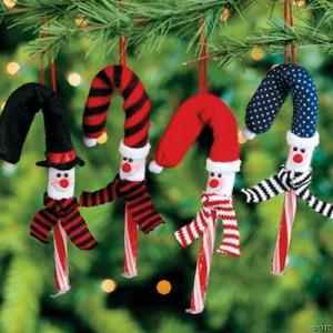 Ideas para elaborar adornos de Navidad
