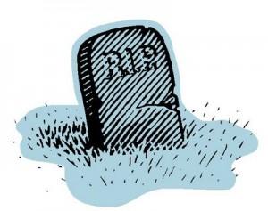 Como funciona el cementerio de Facebook
